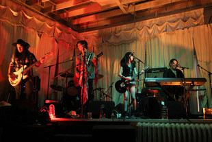 Courtlyn James Band At Swan Dive