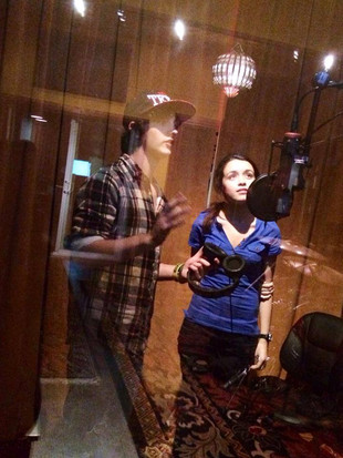 Back At 512 Studios | Courtlyn James' Horsepower