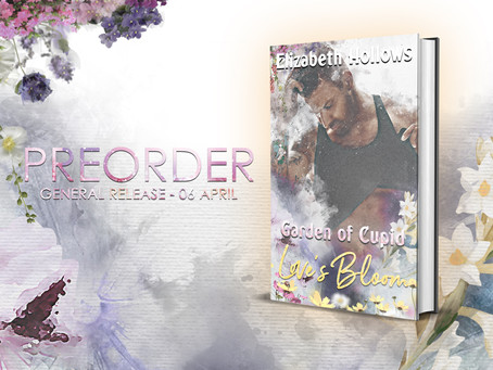 Pre-order for Cupid!