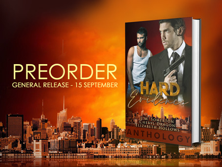 Looking for Suspense? Pre-Order Some Now!