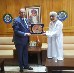 Oman Construcion Materials Sectoral Delegation, March, 2019