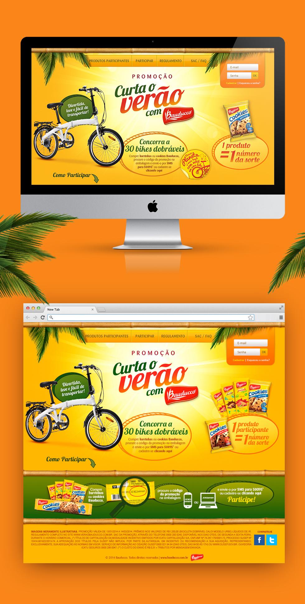 Site Promocional
