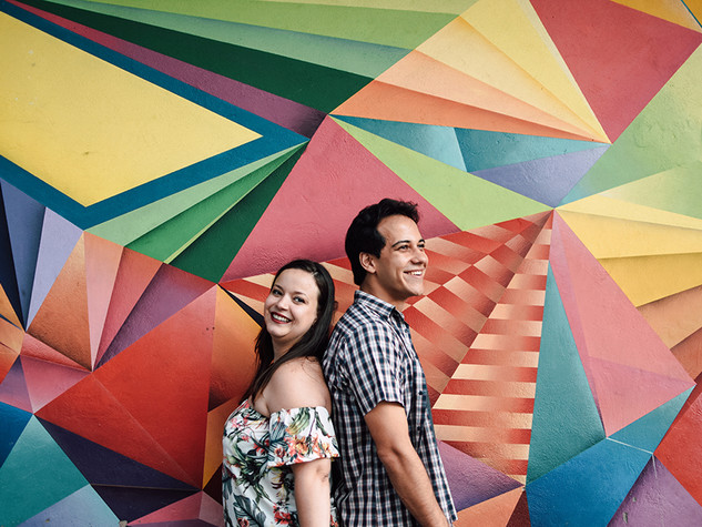 Juliana e Marco