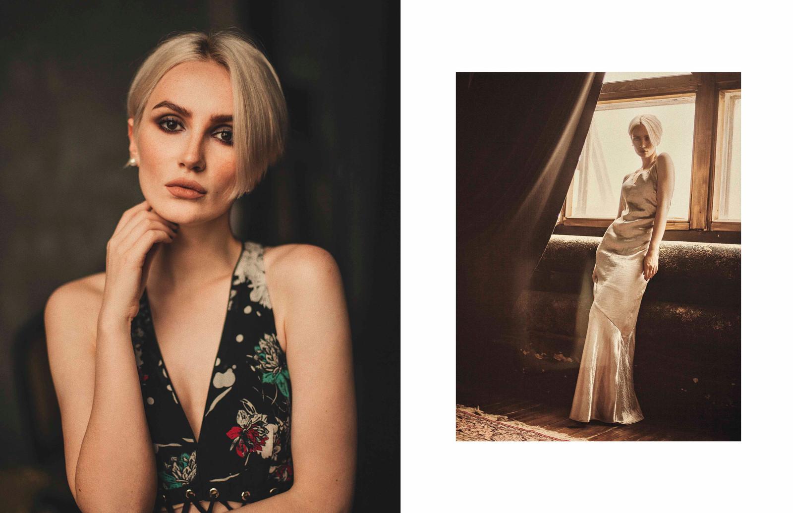 Magazine Fashion Photography