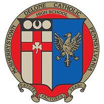 Delone Catholic Four-Color Seal 400 px.j