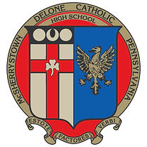 Delone Catholic Four-Color Seal 400 px.j