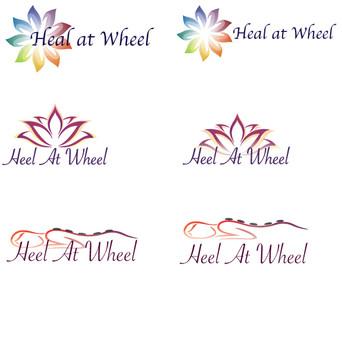 Heal At Wheel Logo