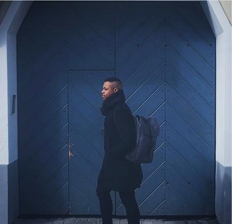 By the Blue Door