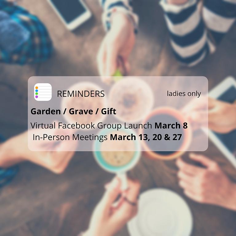 Garden / Grave / Gift