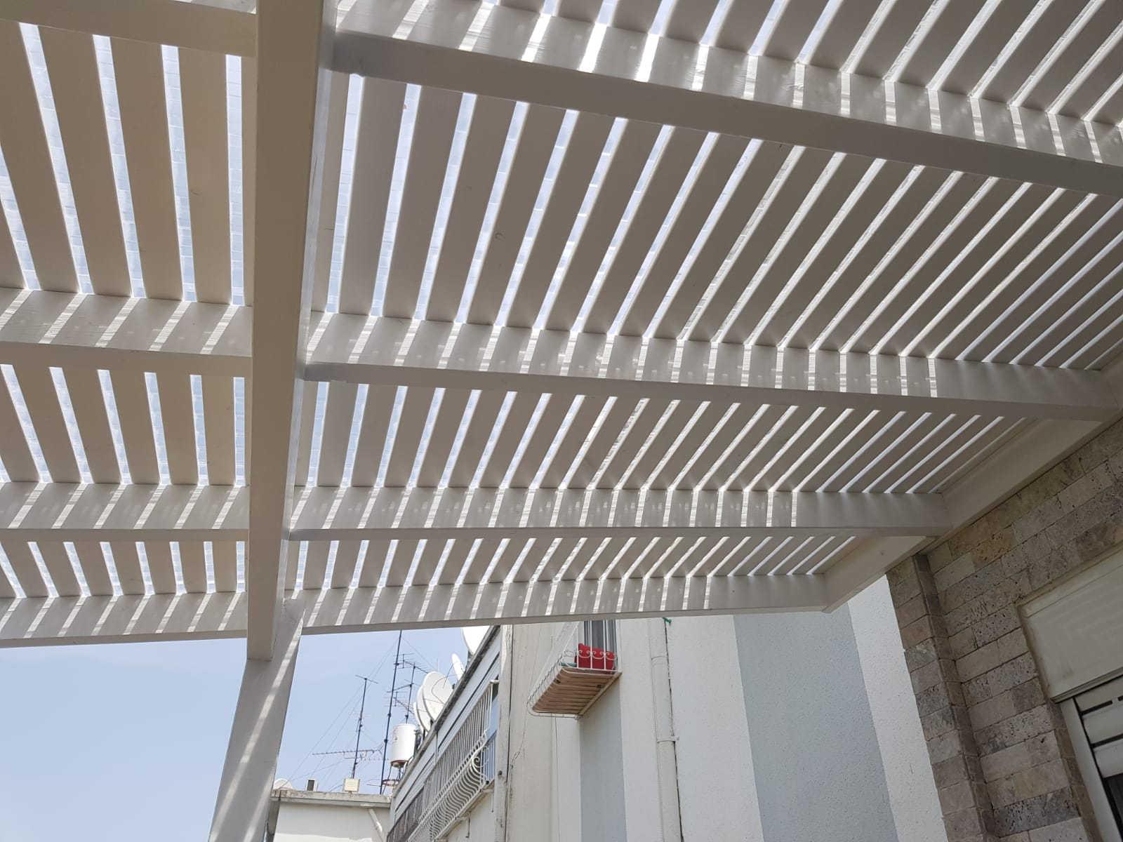 פרגולה חיפה