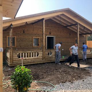 בית מעץ