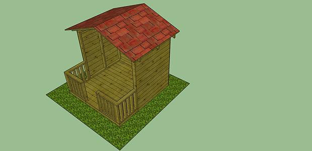 בית מעץ מחיר