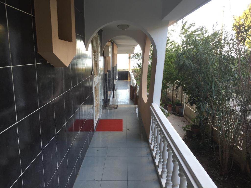 Sahilevleri Triplex Villa