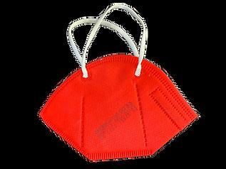 red ffp2 mask
