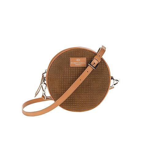 Turandot Round Bag