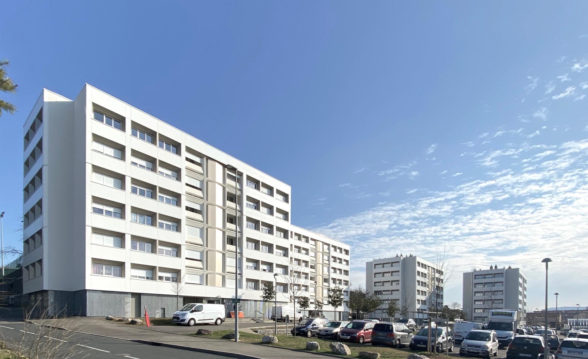livraison de la réhabilitation de 108 logements en site occupé à Grigny (69)