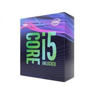 INTEL CORE i5 9600K 6 CORES BX80684i59600K