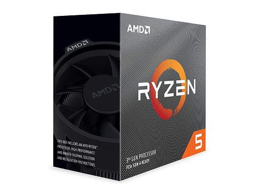 AMD RYZEN 5 3500 6 CORES 6 THREADS