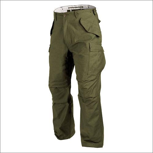 Helikon-Tex M65 Combat Trousers - Olive Green