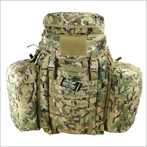 Kombat Tactical Assault Pack - 90 Litres - BTP