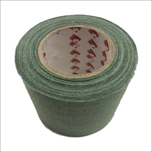 Scapa Tape Olive Green -10 Metre Rolls