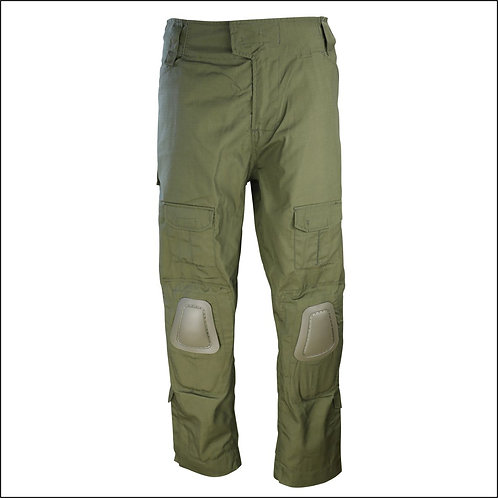 Kombat Special Ops Trousers - Olive Green