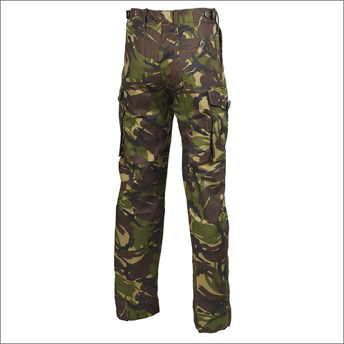 British Army Soldier 95 DPM Combat Trousers - New