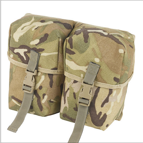 Marauder Double Water Bottle Pouch - MTP