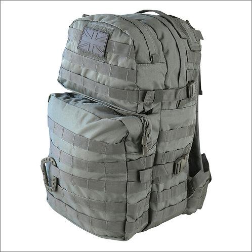 Kombat Tactical Molle Assault Pack - 40 Litres - Gunmetal Grey