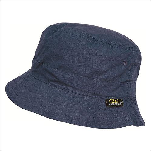Highlander Premium Sun Hat - Navy