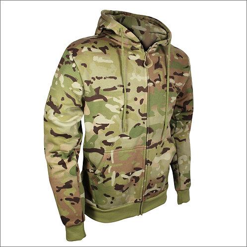 Viper Tactical Zipped Hoodie - VCAM