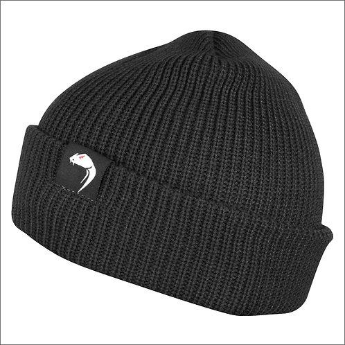 Viper Logo Bob Hat - Black