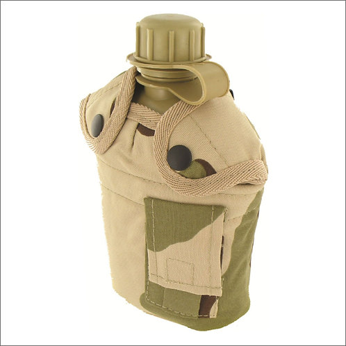 Highlander Patrol Water Bottle - Desert Camo