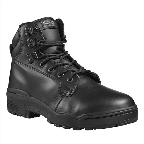 Magnum Patrol CEN Men's & Women's Uniform Boot - Black