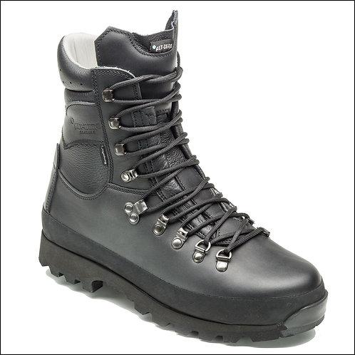Altberg Warrior Aqua Military Combat Boot - Black