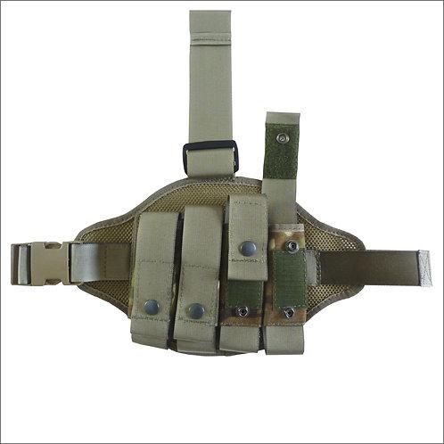 Marauder 40mm Drop-Leg Grenade Holster - MTP