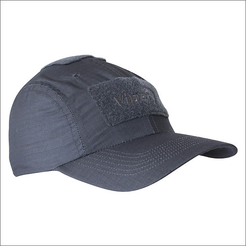 Viper Baseball Hat - Black