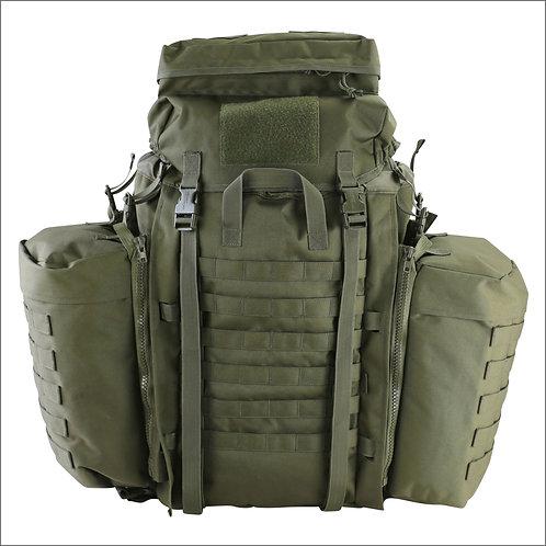Kombat Tactical Assault Pack - 90 Litres - Olive Green