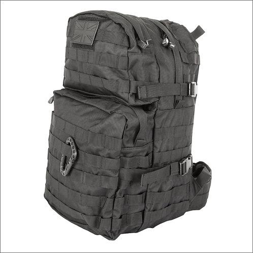 Kombat Tactical Molle Assault Pack - 40 Litres - Black