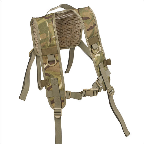 Marauder H Overarmour Harness - MTP