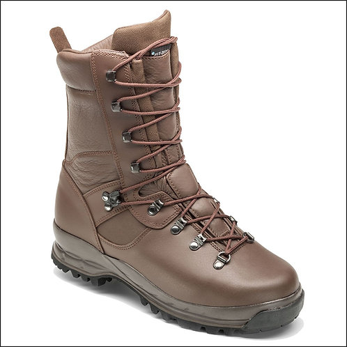 Altberg Sneeker Aqua Military Combat Boot - MOD Brown