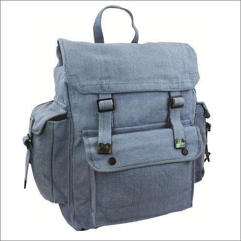 Highlander Large Pocketed Web Backpack - RAF Blue