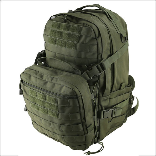 Kombat Recon Pack - 50 Litres - Olive Green