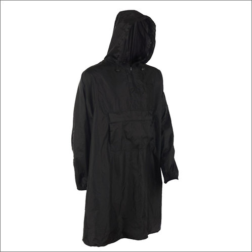 Snugpak Enhanced Patrol Poncho - Black