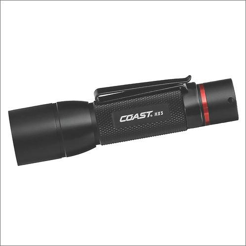 Coast Pure Beam Focusing Pocket Light - 130 Lumens (HX5)