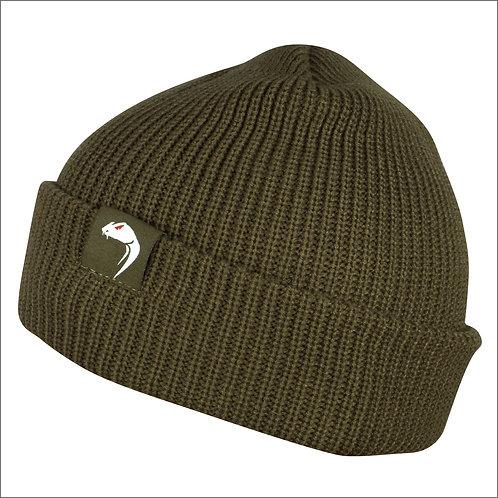 Viper Logo Bob Hat - Olive Green