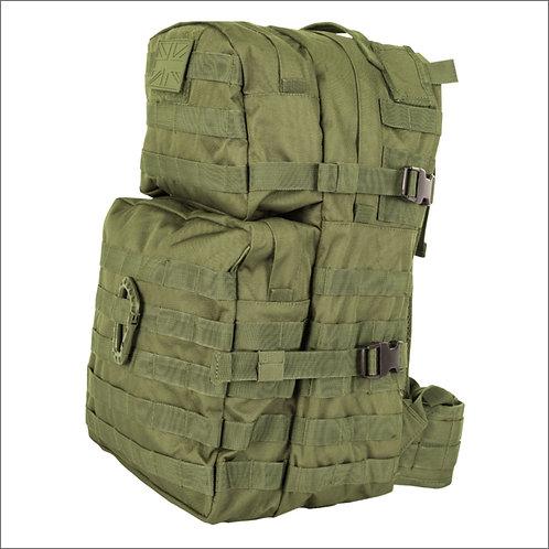 Kombat Tactical Molle Assault Pack - 40 Litres - Olive Green