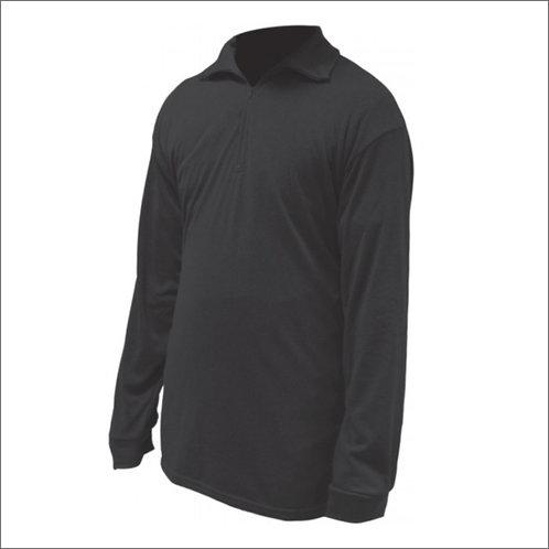 Highlander Norwegian Shirt - Black