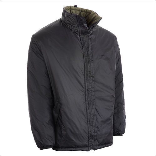 Snugpak Sleeka Reversible Jacket -Black / Olive