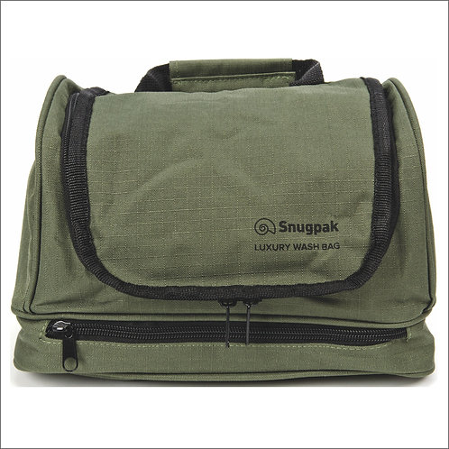Snugpak Luxury Wash Bag - Olive